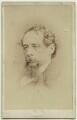 Charles Dickens, by John & Charles Watkins, published by  Mason & Co (Robert Hindry Mason) - NPG x14346
