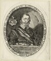 ('Sir') James Ramsay ('Black Ramsay'), by I.G. Thoman - NPG D27186