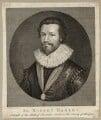 Sir Robert Harley, after Peter Oliver - NPG D27214