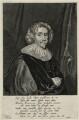 Sir John Webster, Bt, by Theodor Matham, after  Cornelius Johnson - NPG D27225