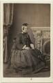 Hon. Caroline Elizabeth Liddell (née Barrington), by Arthur Elsden - NPG x1563