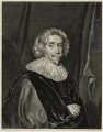 Sir John Webster, Bt, by Theodor Matham, after  Cornelius Johnson - NPG D27226