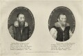 Sir Paul Pindar and Ralph Pindar, possibly by Thomas Trotter, published by  John Simco - NPG D27227