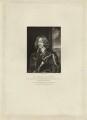Sir Philip Stapleton, by Robert Dunkarton, published by  Samuel Woodburn, after  John Bulfinch - NPG D27235