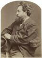 William Morris, by Elliott & Fry - NPG x131223
