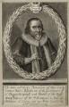 Robert Rawdon, by Abraham Hertochs (Hertocks) - NPG D27258
