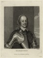 Adrian Scrope, by William Platt, published by  Edward Harding - NPG D27260