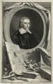 William Harvey, by Jacobus Houbraken, published by  John & Paul Knapton, after  Wilhelm von Bemmel - NPG D27271