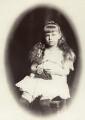 'Princess Marie of Edinburgh' (Marie, Queen of Romania), by Rupert Potter - NPG x131244