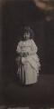 Lady Peggy Primrose, by Rupert Potter - NPG x131248