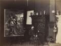 Sir Geoffroy William Millais, 4th Bt, by Rupert Potter - NPG x131250