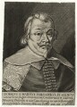 George Scharpe, possibly by Giovanni Battista Coriolano - NPG D27284