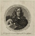 John Cleveland, by James Basire, after  Isaac Fuller - NPG D27800