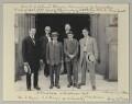 'Visit of John J. Hayes, Winner of the Marathon Race of 1908, of the Irish American Athletic Club, New York - Visit to the House of Commons', by Sir (John) Benjamin Stone - NPG x131231