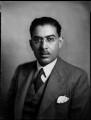 Sir Firoz Naan, by Bassano Ltd - NPG x152223