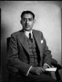 Sir Firoz Naan, by Bassano Ltd - NPG x152226