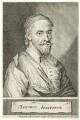 Arthur Johnston, by Gerard Vandergucht, after  John Michael Rysbrack - NPG D27835
