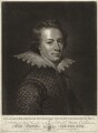 William Drummond of Hawthornden, by John Finlayson, after  Abraham van Blyenberch - NPG D27838