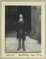 Edward Strachey, 1st Baron Strachie, by Sir (John) Benjamin Stone - NPG x35204
