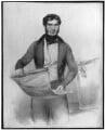 Sir George Richard Brooke Pechell, 4th Bt, by Edward Morton, after  Thomas Charles Wageman - NPG D9143