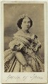 Queen Isabella II of Spain, by John Clarck - NPG x74470