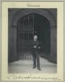 Sir (Charles Edward) Howard Vincent, by Sir (John) Benjamin Stone - NPG x35506