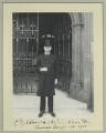 Sir (Charles Edward) Howard Vincent, by Sir (John) Benjamin Stone - NPG x35508