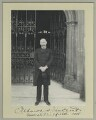 Sir (Charles Edward) Howard Vincent, by Sir (John) Benjamin Stone - NPG x35507