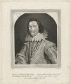George Villiers, 1st Duke of Buckingham, by William Baillie, after  Daniel Mytens - NPG D32284