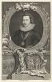 George Villiers, 1st Duke of Buckingham, by Jacobus Houbraken, after  Cornelius Johnson - NPG D32285