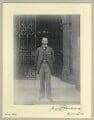 James Thomas Woodhouse, 1st Baron Terrington, by Sir (John) Benjamin Stone - NPG x35559