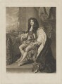King Charles II, probably by Charles Turner, after  Sir Peter Lely - NPG D32292