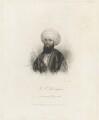 James Silk Buckingham, by William Thomas Fry, after  Unknown artist - NPG D32305