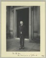 Lawrence Dundas, 1st Marquess of Zetland, by Benjamin Stone - NPG x35579