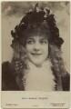Minnie Palmer, by Alfred Ellis - NPG x12574