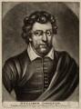 Benjamin Jonson, published by Robert Sayer, published by  John Bennett, after  Gerrit van Honthorst, after  Abraham van Blyenberch - NPG D27950