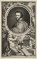 Called Benjamin Jonson, by Jacobus Houbraken, published by  John & Paul Knapton, after  Isaac Oliver - NPG D27955