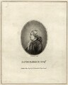 David Garrick, by Burnet Reading, published by  William Richardson - NPG D27956