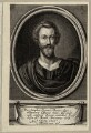 John Donne, by Pierre Lombart - NPG D27961