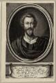John Donne, by Pierre Lombart - NPG D27961