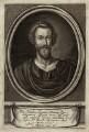 John Donne, by Pierre Lombart - NPG D27962