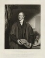 William Buckland, by Samuel Cousins, after  Thomas Phillips - NPG D32312