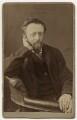 Sir Walter Parratt, by Hills & Saunders - NPG x22225
