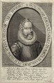 Josuah Sylvester, by Cornelis van Dalen, after  Unknown artist - NPG D27979