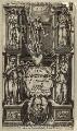 Sir John Hayward, by Thomas Cecill - NPG D28008