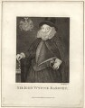 Sir John Wynn of Gwydir, 1st Bt, by William Sharp - NPG D28011