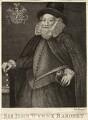 Sir John Wynn of Gwydir, 1st Bt, by William Sharp - NPG D28012