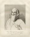 Sir John Wynn of Gwydir, 1st Bt, published by Edward Baldwyn, after  Robert Vaughan - NPG D28013