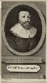Sir Robert Bruce Cotton, 1st Bt, by James Tookey, after  Cornelius Johnson - NPG D28025