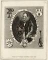 William Burton, after Francis Delaram, published by  William Richardson - NPG D28028